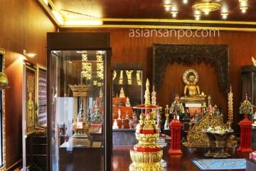 タイ チェンライ ワットプラケオ