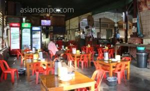ミャンマー パテイン 食堂