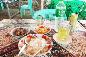 ミャンマー モーディンパヤー 食事
