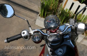 タイ チェンマイ レンタルバイク
