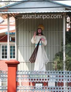 ミャンマー カレイミョー 教会