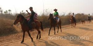 ミャンマー ガンゴー-ミンダ