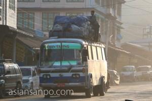 ミャンマー ハカ チン州