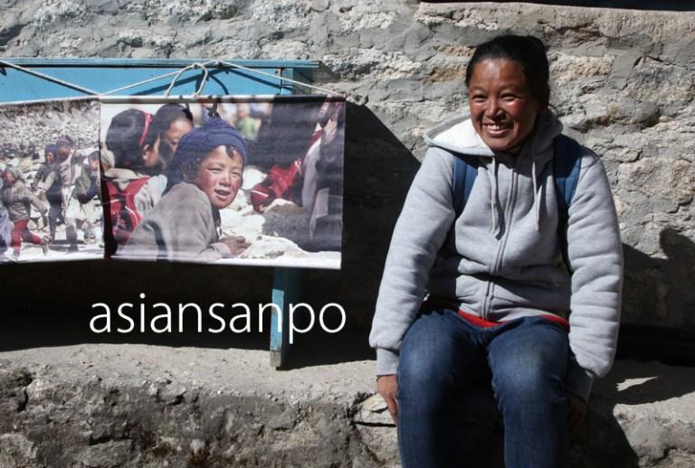 ネパール エベレスト街道 クムジュンスクール 写真展