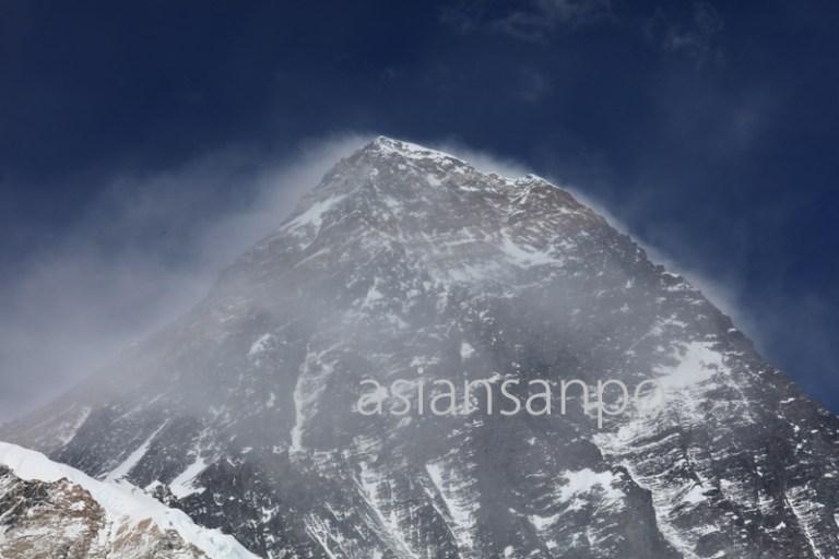 ネパール エベレスト カラパタール