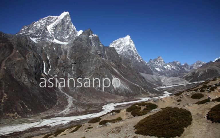 ネパール エベレスト街道 タボチェ