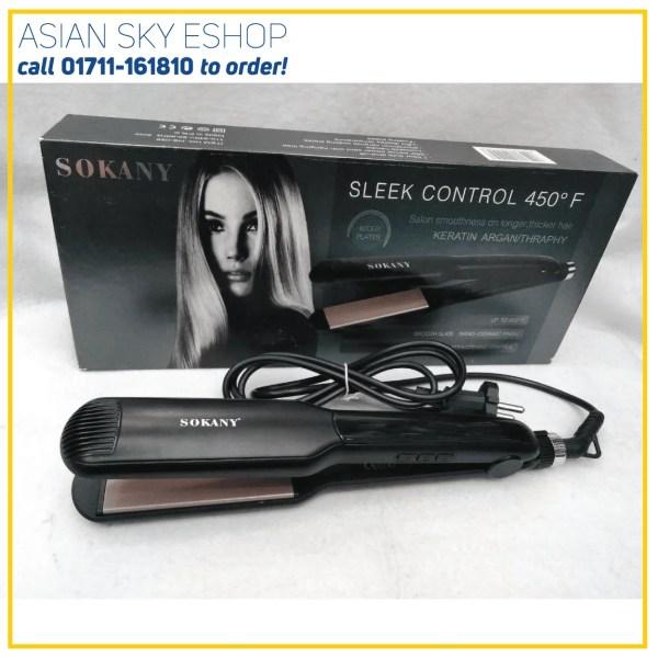Sokany Hair Iron 750 F