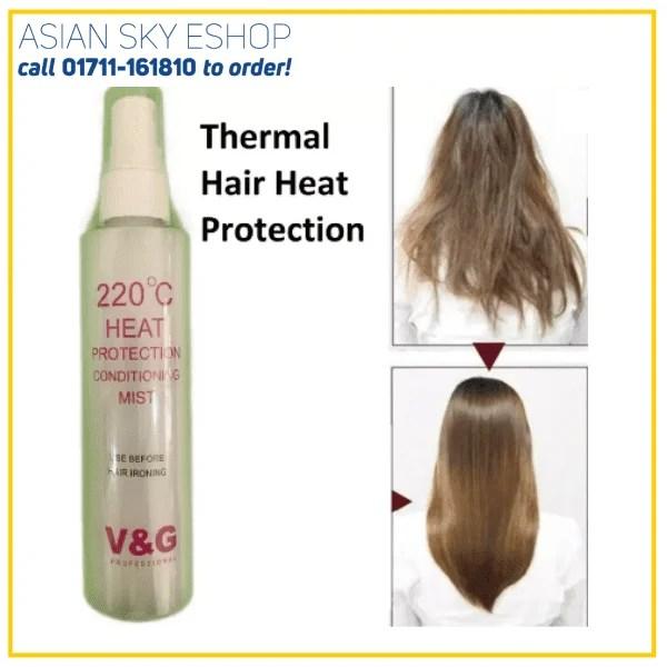 V&G Heat Protection Spray
