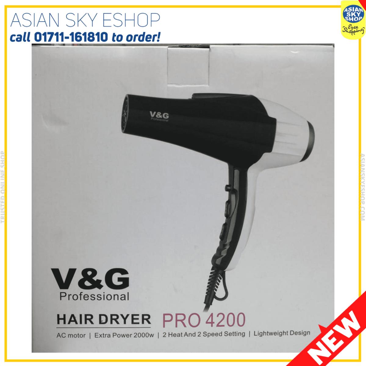v&g Professional_Hair_Dryer