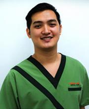 Dr. Clarke Bolintiam, DMD - Dental Intern