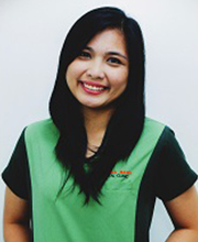 Hazel S. Susa, RN – Dental Nurse – Assistant