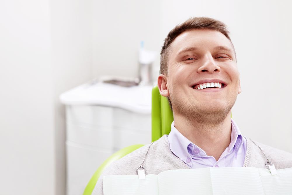 Image result for happy dental patient