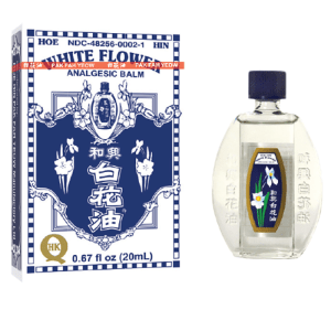 WHITE FLOWER EMBROCATION LINIMEN 20ML