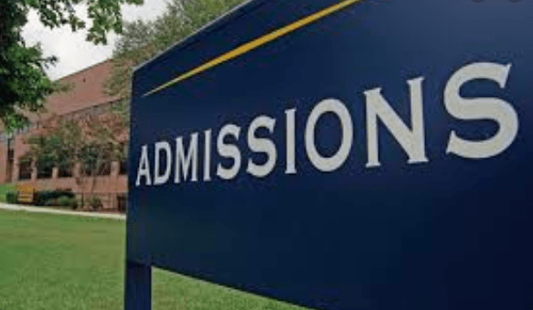 admission in universities