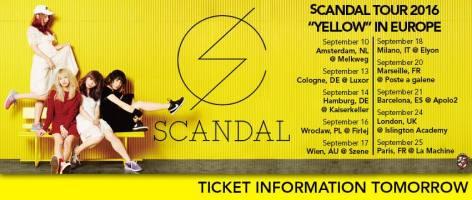 Scandal_Full Tour info_2016