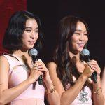 Sistar, le showcase pour le 4ème album à Séoul.