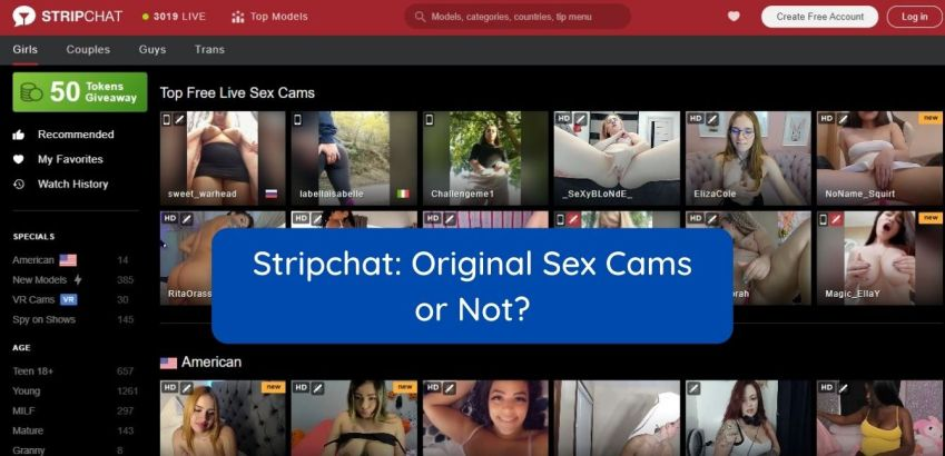 Stripchat cam reviews