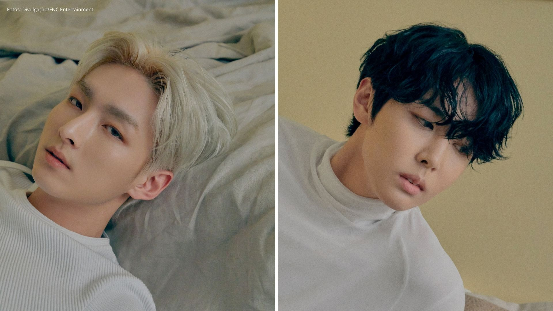 Read more about the article Zuho e Jaeyoon do SF9 lançam música 'Must Be Spring or Fall'