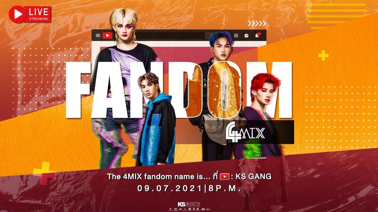 Read more about the article 4MIX revela nome do fandom