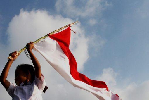 76 anos independência indonésia