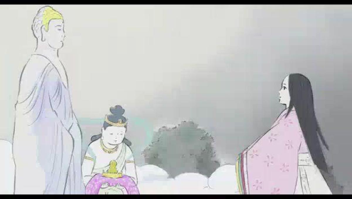 princesa Kaguya
