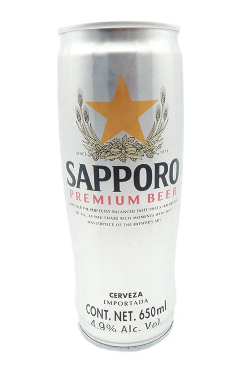 Sapporo Cerveza Premium