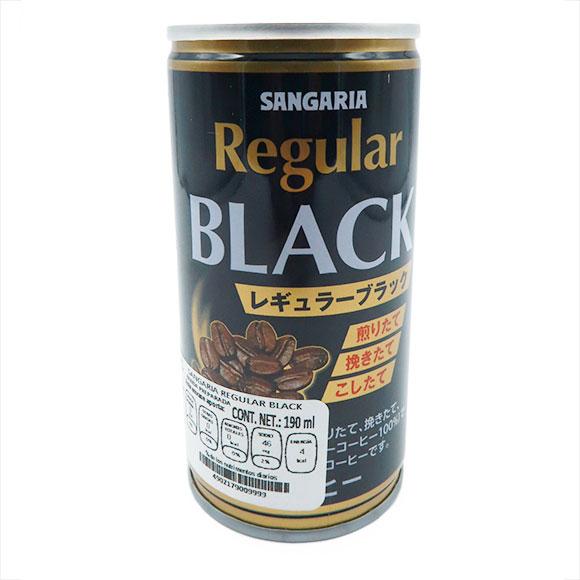 Sangaria Regular Black