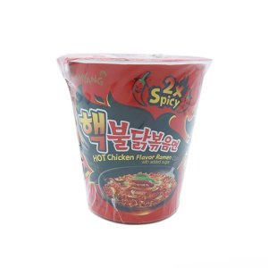 Samyang Hot Chicken 2X Spicy