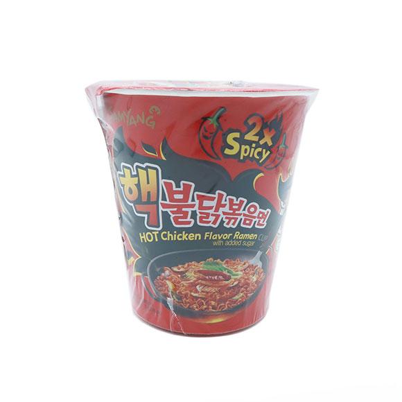Samyang Hot Chicken 2X Spicy