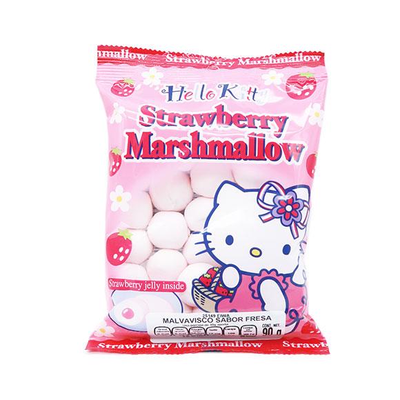 Eiwa Hello Kitty Marshmallow Fresa