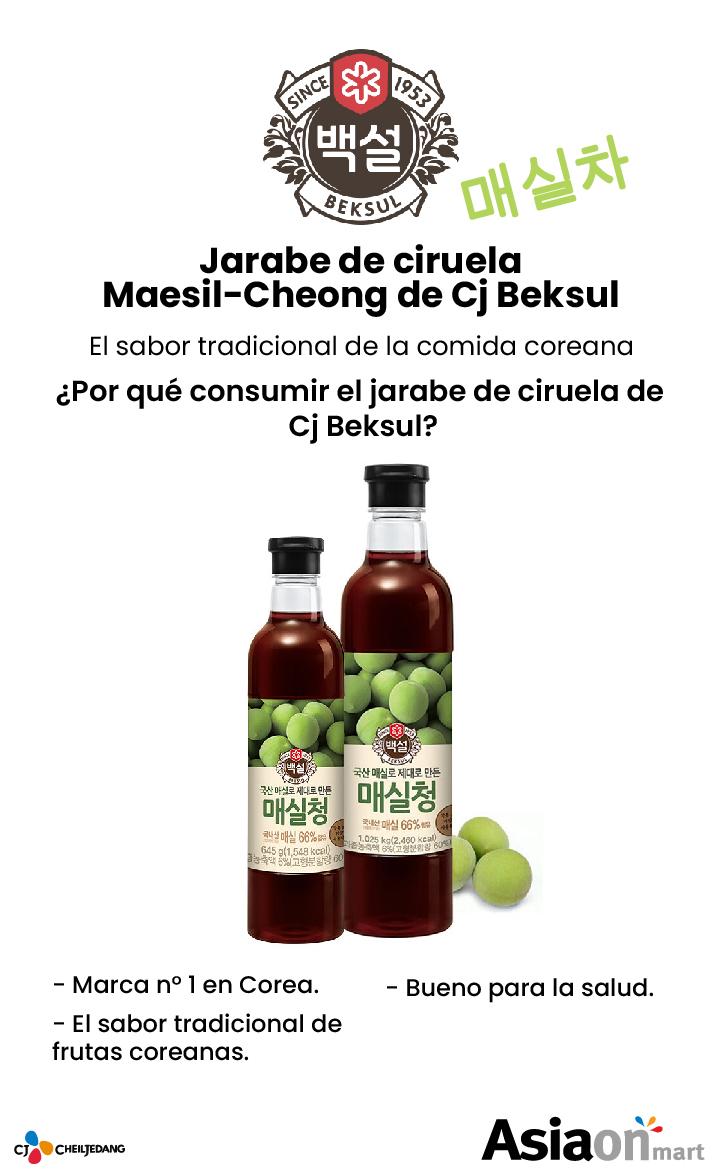 CJ Beksul  Jarabe De Ciruela