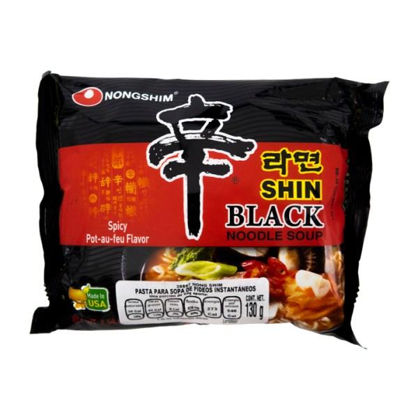 Nongshim Shin Black Noodle Soup 130g