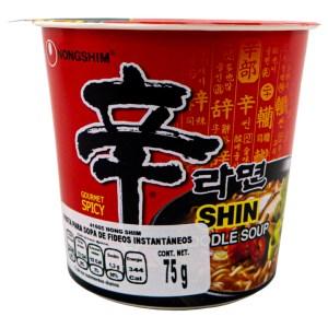 Nongshim Shin Noodle Soup 75g