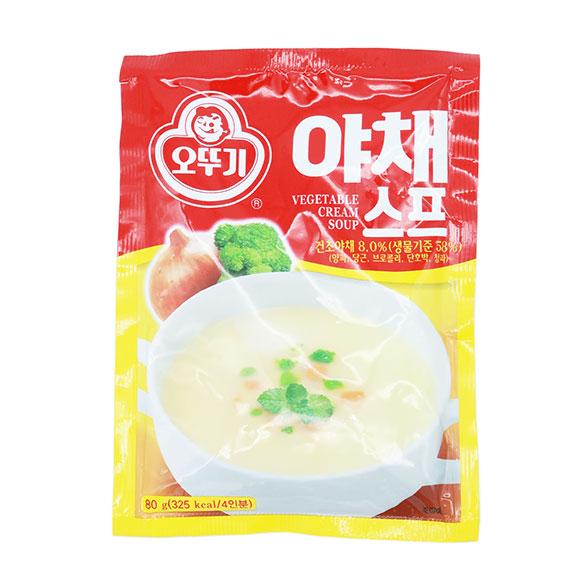 Ottogi Sopa De Crema De Champiñones