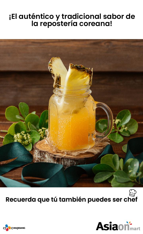CJ Bebida de Vinagre de Piña (Micho)