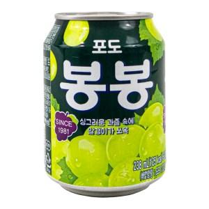 Bong Bong jugo de uva 238 ml