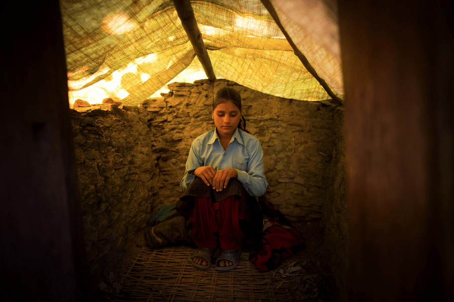 NEPAL// Misery of women and girls continues with chaupadi