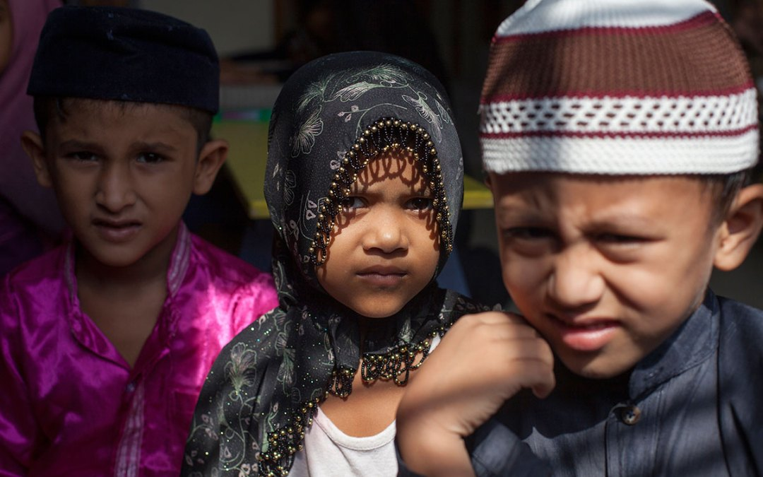 MALAYSIA// Education for Rohingya refugee children is a right