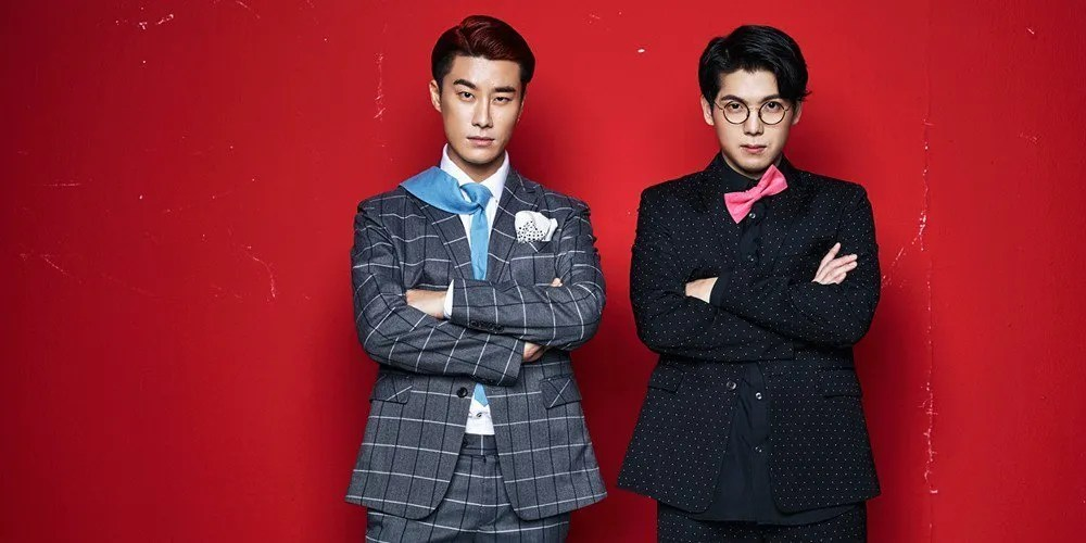 San E and Mad Clown