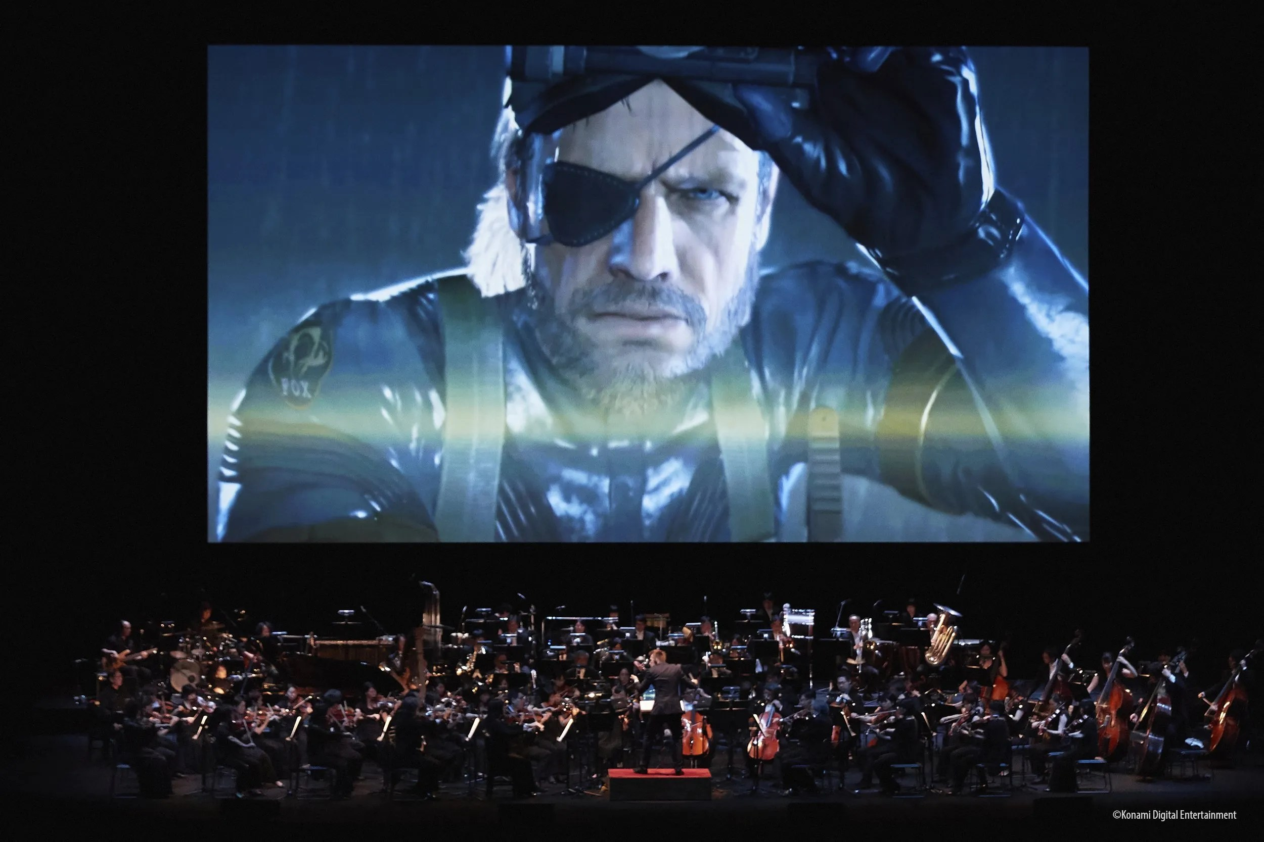 Metal Gear Solid Orchestra