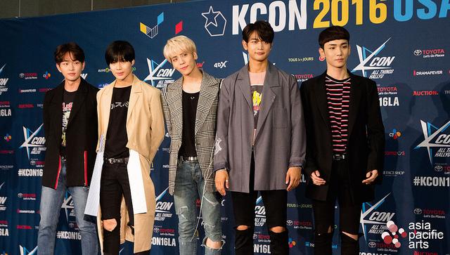 KCON 2016 LA: Red Carpet