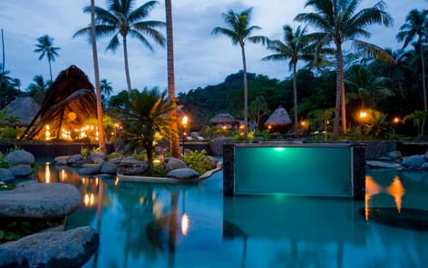 Laucala Island Resort Booking