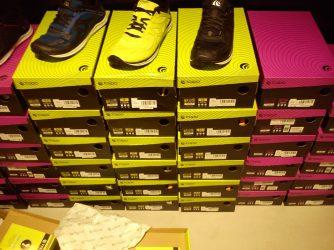 Jeszcze więcej butów
