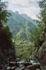 Widok na Alpy Julijskie