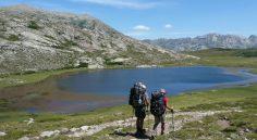 Korsyka, to też piękne jeziora – Lac de Nino na szlaku GR 20.