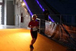 Meta maratonu w Łodzi