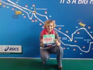Trasa Schneider Electric Marathon de Paris