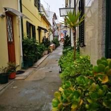 Kwoaty, wąska uliczka, Porto