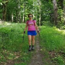 dziewczyna naszlaku, Góry Leluchowskie