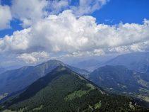 Plener, góry